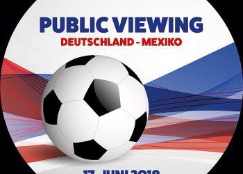 Public Viewing der ejn am 17. Juni 18