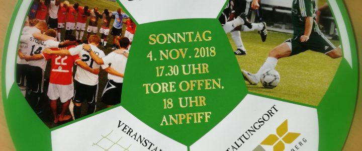 Hattrick 2019 – Der regionale Fußball-Gottesdienst